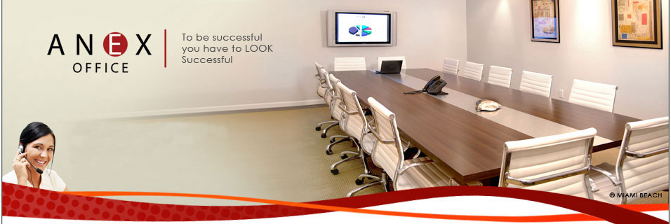 ANEX OFFICE - MEETING ROOMS